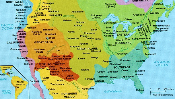 a history of the native population of the continent of america The dna of a six-week-old native american infant who died 11,500 years ago has rewritten the history of the americas the young girl's genes reveal the first humans arrived on the continent 25,000.