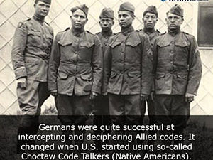 Code Talkers WWI Chochaw